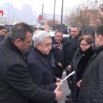 Сержу Саргсяну передали секретную записку