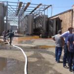 ՈՒՂԻՂ. Պայթյուն հրդեհի բռնկումով «Պռոշյան կոնյակի գործարան»-ում. կա 2 զոհ եւ 4 տուժած
